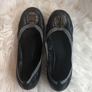 Tory Burch Reva Ballet Flats Size 11